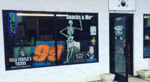 The Unique Shop In Tennessee That Only Sells Dead People's Things