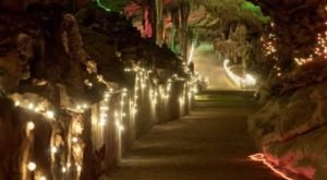 Most People Don't Know Tennessee Has A Christmas Cave And It's Truly Unique