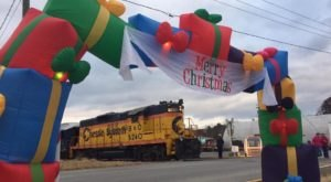 The North Pole Train Ride In West Virginia That Will Take You On An Unforgettable Adventure