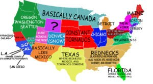 7 Maps Of Northern California That Are Just Too Perfect (And Hilarious)