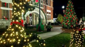 The Christmas Village In Kentucky That Becomes Even More Magical Year After Year