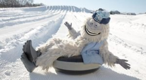 The Epic Snow Tubing Hill In Pennsylvania, Avalanche Xpress, Is Filled With Winter Thrills