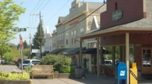 This Tiny Oregon Town Is One Of The Happiest Places In America