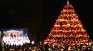 South Dakota's Living Christmas Tree Will Make Your Holidays Bright
