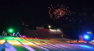 This Epic Snow Tubing Hill Near Portland Will Give You The Winter Thrill Of A Lifetime