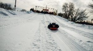 The One Epic Slide In Minneapolis-Saint Paul You Need To Ride This Winter