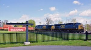 There's A Little-Known, Fascinating Train Park In Ohio And You'll Want To Visit