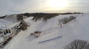 This Epic Snow Tubing Hill In South Dakota Will Give You The Winter Thrill Of A Lifetime