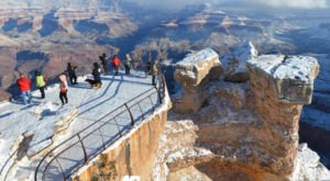 Here's All The Magical Reasons Why You'll Want To Visit The Grand Canyon In Arizona This Winter