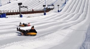 This Epic Snow Tubing Hill Near Cincinnati Will Give You The Winter Thrill Of A Lifetime