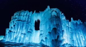 The One Staggering Ice Castle In Minnesota You Need To See To Believe