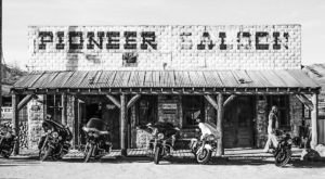 The Old-Timey Restaurant In Nevada Will Make You Feel Like You're In The Wild West
