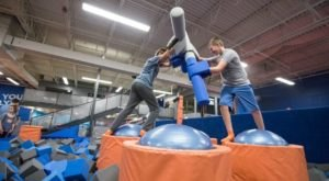 The Most Epic Indoor Playground In Denver Will Bring Out The Kid In Everyone