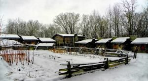Winter Is The Perfect Time Of Year To Visit This Historic Kentucky Park