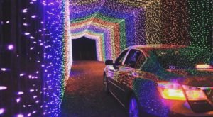 Here's The Perfect Weekend Itinerary If You Love Seeing Louisiana's Magical Christmas Lights
