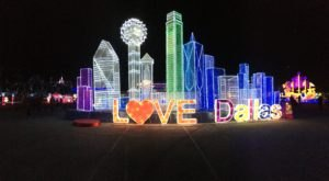 This Jaw Dropping Holiday Lights Place In Dallas – Fort Worth Will Blow You Away