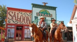The One Restaurant In Arizona That Will Take You Back To The Wild Wild West
