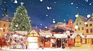 North Carolina Has Its Very Own European Christmas Market And You'll Want To Visit