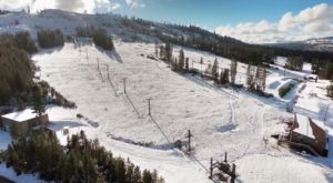This Epic Snow Tubing Hill In Northern California Will Give You The Winter Thrill Of A Lifetime
