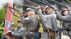 The One Civil War Battle In West Virginia That Nearly Destroyed An Entire Town