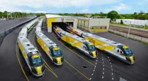 The First-Ever High Speed Train In The U.S. Will Be Launched This Month