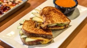 The Restaurant In Alaska That Serves Grilled Cheese To Die For