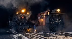 The North Pole Train Ride In Nevada That Will Take You On An Unforgettable Adventure