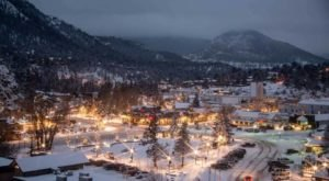 7 Enchanting Towns Around Denver That Feel Like You've Fallen Into A Snow Globe