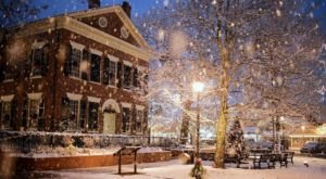 The Last Minute Christmas Town Adventure In Georgia That Will Take You Back In Time
