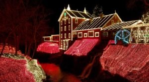 The One Unique Christmas Light Display Near Cincinnati That Is So Worth The Drive