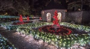 The Fairytale Garden In North Carolina That Will Simply Dazzle You