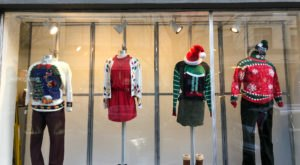Why You'll Want To Wear An Ugly Sweater On Your Next Alaska Airlines Flight