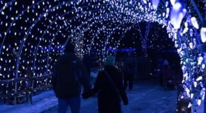 Pennsylvania's Tunnel Of Lights Will Positively Dazzle You This Year