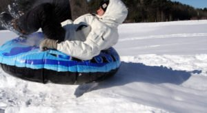 This Epic Snow Tubing Hill In Maine Will Give You The Winter Thrill Of A Lifetime