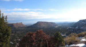 These 9 Scenic Overlooks In New Mexico Will Leave You Breathless