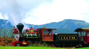 4 Epic Train Rides In Hawaii For That Wonderful Scenic Experience You Need