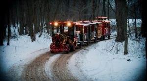 The Michigan Farm That Transforms Into A Christmas Wonderland Each Year