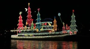The Christmas Parade In Southern California That's Unlike Any Other In The World