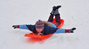 10 Epic Sledding Hills Around Indianapolis That Will Make Your Winter Unforgettable