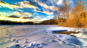 This Drone Footage Shows You Just How Amazing New Jersey Looks In The Wintertime