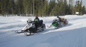 Quench Your Thirst For Adventure On This Ultimate Wyoming Winter Getaway
