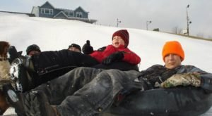 This Epic Snow Tubing Hill In Minnesota Will Give You The Winter Thrill Of A Lifetime