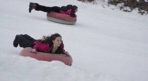 This Epic Snow Tubing Hill In Iowa Will Give You The Winter Thrill Of A Lifetime