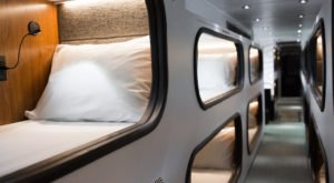 Fall Asleep In One City And Wake Up In Another When You Board This Luxury Overnight Bus