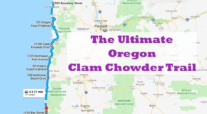 Your Taste Buds Will Go Crazy For This Scrumptious Oregon Clam Chowder Trail
