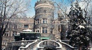 The Castle Near Philadelphia That Is Hiding In Plain Sight