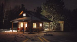 Plan A Trip To This Minnesota Cabin In The Woods For An Unforgettable Winter Vacation
