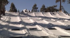 This Epic Snow Tubing Hill In Southern California Will Give You The Winter Thrill Of A Lifetime