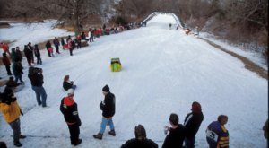 This Epic Snow Tubing Hill In Nebraska Will Give You The Winter Thrill Of A Lifetime
