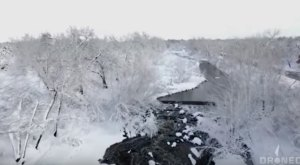 This Drone Footage Shows You Just How Amazing Colorado Looks In The Wintertime